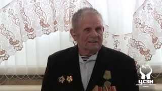 Встреча школьников с. Алексеевка с ветераном Великой Отечественной войны М.С.Бородиным