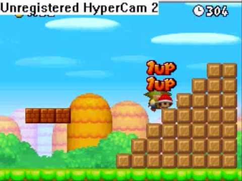 Old Super Mario Bros 99 lives
