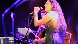 Azam Ali - Love is a Labyrinth (Live at DROM in NYC)
