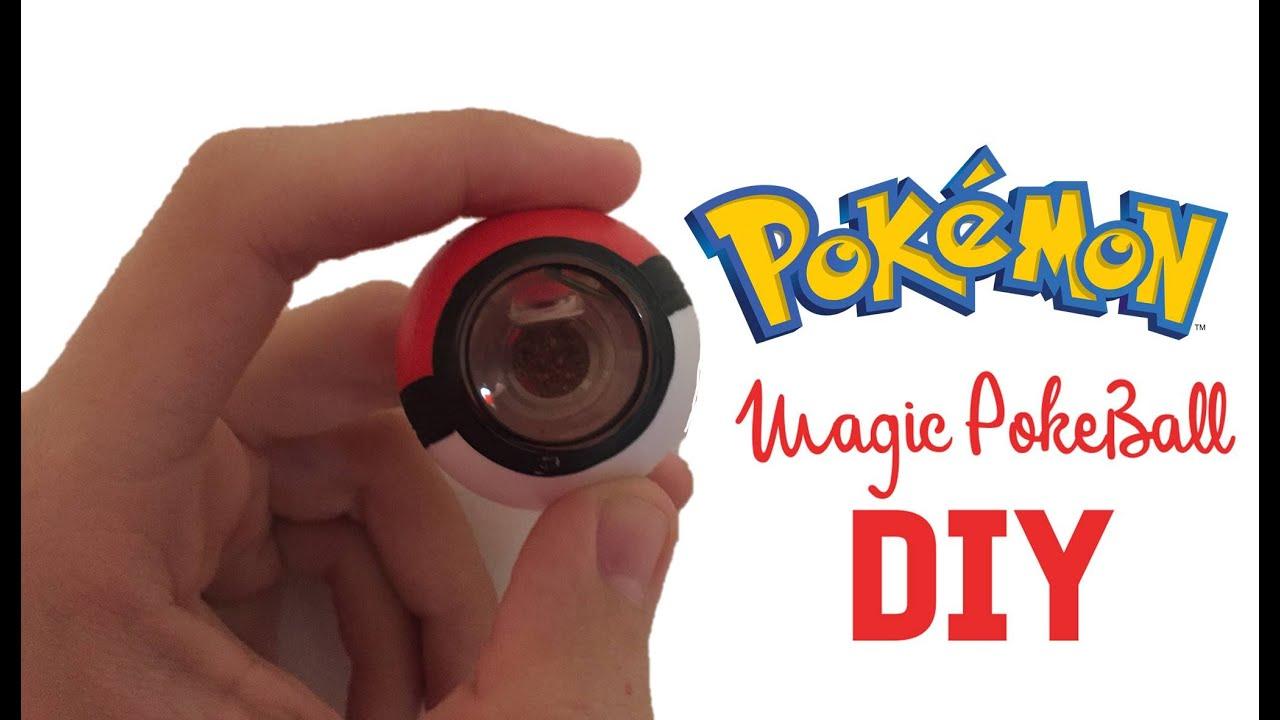 Magic PokeBall DIY