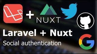 Nuxt with laravel