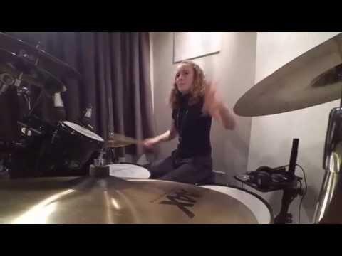 GunsNroses SweetChildOfMine Drumcover IlseSchulenberg
