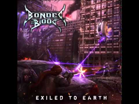 Bonded By Blood Exiled To Earth(full album)
