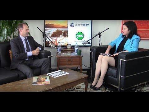 LeaderBoom Discussion with Timothy Lang, President & CEO of Youth Employment Services YES