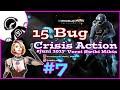New!!! 15 Bug #Juni 2017 Virsi Swiki_ Mikis   Crisis Action
