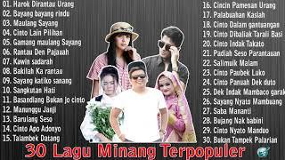 30 Lagu Minang populer - Ipank , Ratu Sikumbang, Rayola, Daniel Maestro, Puspa Indah