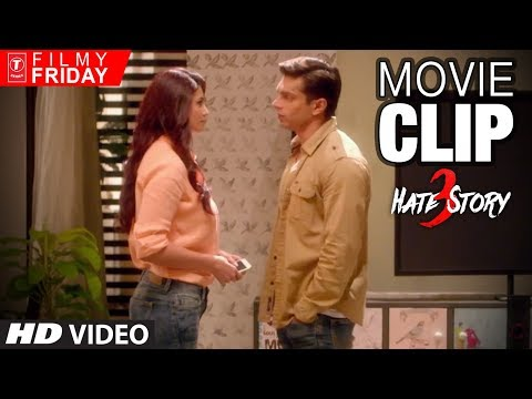 HATE STORY 3 Movie Clips 4 - Romantic...