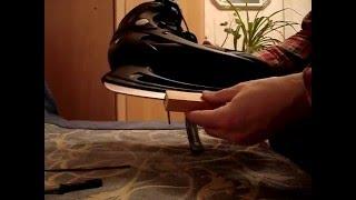 Правильная заточка ножей своими руками: основные моменты (видео)
