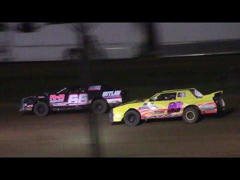 Penn Ohio Pro Stock B-Main Two | McKean County Raceway | 9-30-17