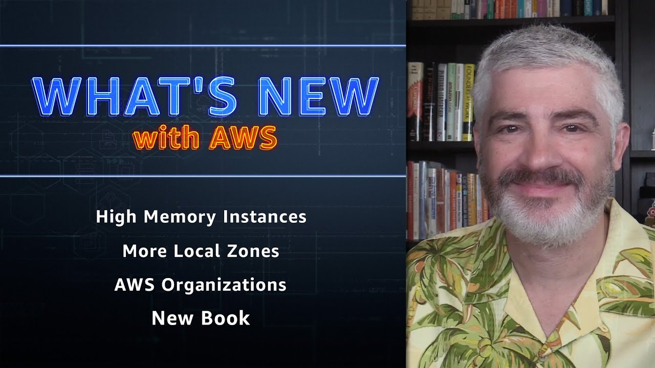 What's New with AWS – Week of May 17th, 2021