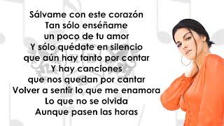 RBD - Siempre He Estado Aquí (Letra/Lyrics)