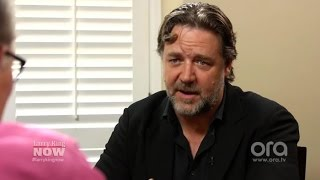 Russell Crowe On Paparazzi Gone Too Far   Larry King Now   Ora.TV