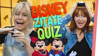 DISNEY Quiz mit MIRELLATIVEGAL! | Bist DU ein Disney-Experte?