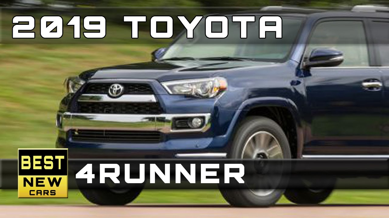 2019 Toyota 4runner Release Dates And Prices Youtube