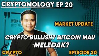 TID CRYPTOMOLOGY EP20 | CRYPTOCURRENCY MARKET UPDATE! BITCOIN MAU MELEDAK!??