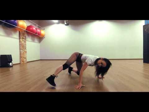 """Carlito Olivero """" Pon Ya Body """" ✦ Twerk Choreography ✦ Agnieszka Bota 【 Strefa Kobiecego Tańca 】"""