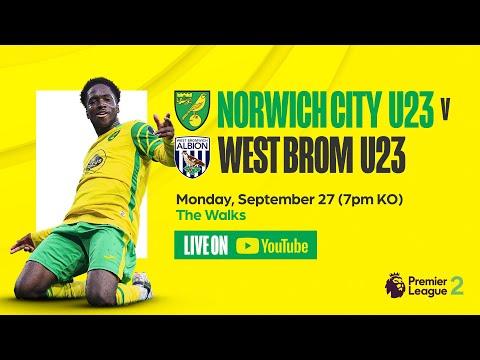 LIVE   Norwich City U23 v West Bromwich Albion U23