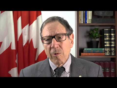Message of Canadian MP Irwin Cotler to the 2015 Geneva Summit for Human Rights