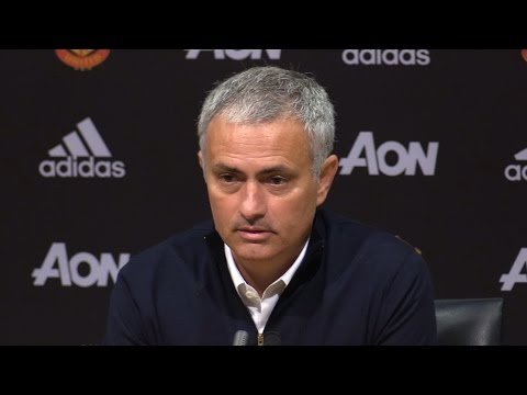 Manchester United 1-1 Stoke - Jose Mourinho Full Post Match Press Conference