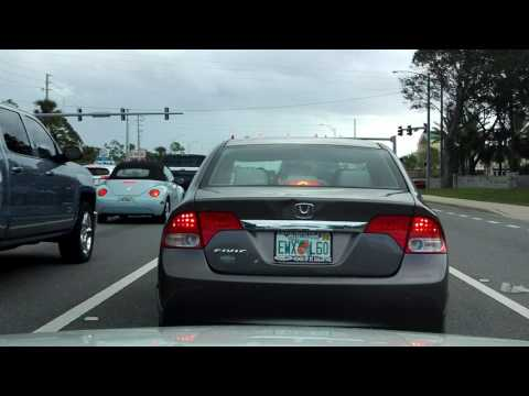 Beach Boulevard (US 90 from I-295 to FL A1A) eastbound (Part 2/2)