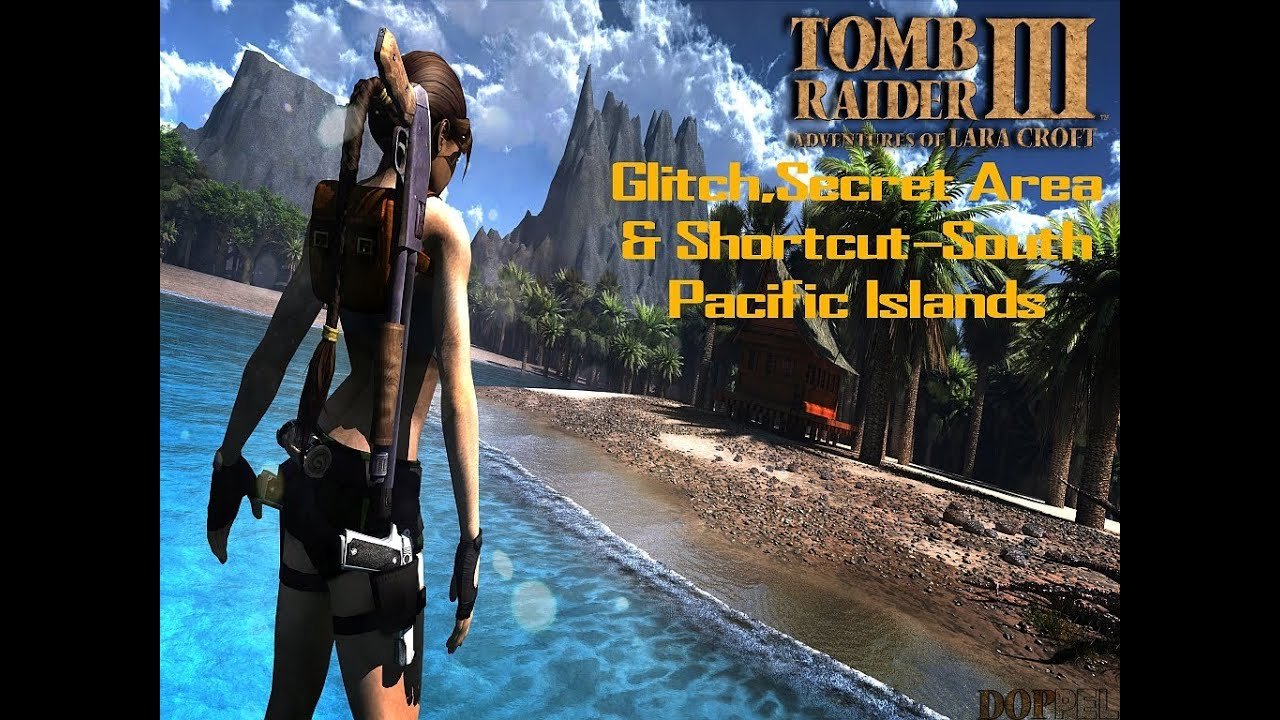 Tomb Raider  South Pacific Islands