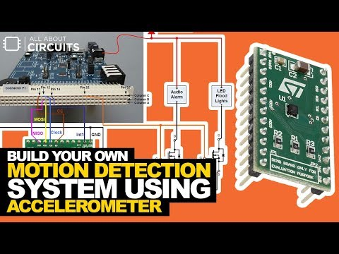 Build Your Own Motion Detection System Using an Accelerometer