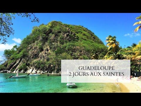 La Guadeloupe: 2 Jours aux Saintes