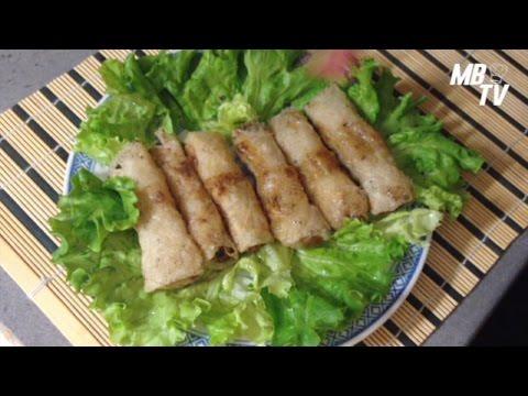nems poulet cuisine vietnamienne recette nems wok youtube. Black Bedroom Furniture Sets. Home Design Ideas
