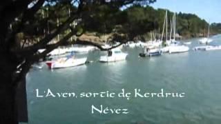 Plages, Rives et Ports - Pont-Aven, Névez, Trégunc