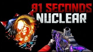 91sec nuclear w dark matter peacekeeper new bo3 dlc weapon