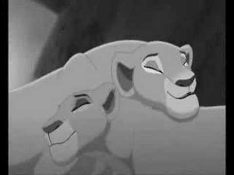 When Im Gone ~ Eminem ~ The Lion King