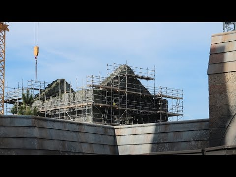 Universal Orlando Update | Jurassic World Roller Coaster Rumor, Harry Potter Roller Coaster, & More!