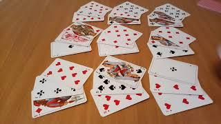 ♥ЧЕРВОВЫЙ КОРОЛЬ, гадание онлайн на  игральных  картах,  ближайшее будущее, цыганский