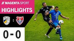 FC Carl Zeiss Jena - KFC Uerdingen | 32. Spieltag, 2019/2020 | MAGENTA SPORT
