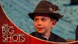 Magic Maxl interview | Little Big Shots