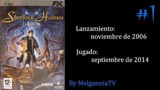 Sherlock Holmes: la aventura #1 (español) - Comenzamos la aventura