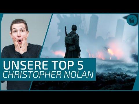 Die besten Filme von Christopher Nolan | Top 5
