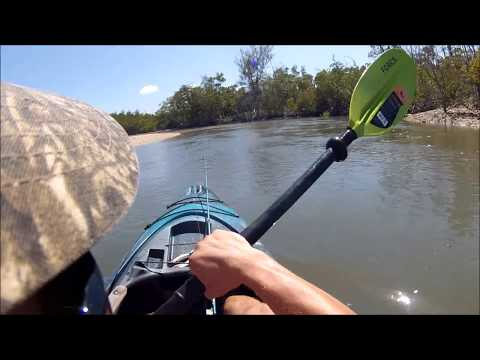 Easter Kayaking & Fishing At St. Lucie Inlet State Park