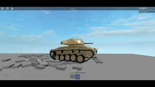 Roblox - veicolo blindato Test 1