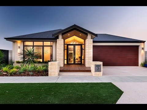 Eden - Modern New Home Designs - Dale Alcock Homes