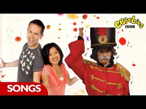 CBeebies Songs| Show Me Show Me | The Grand Old Duke of York