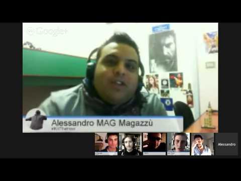 #GazzettaLive: WrestleMania XXX, we