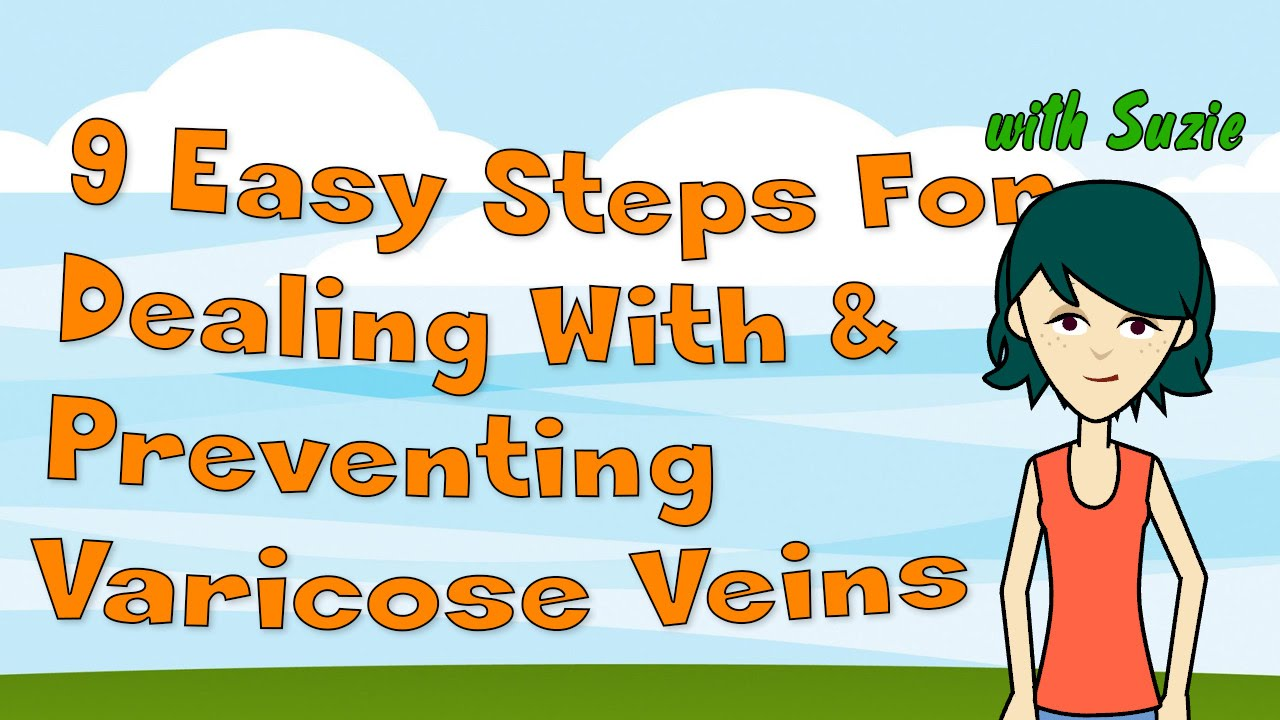 Prevention of varicose veins 93