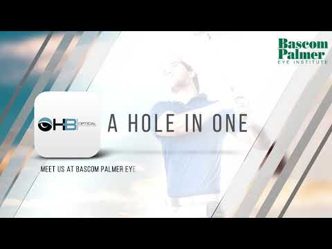 HB OPTICAL LABORATORIES, your partner in success, A HOLE IN ONE