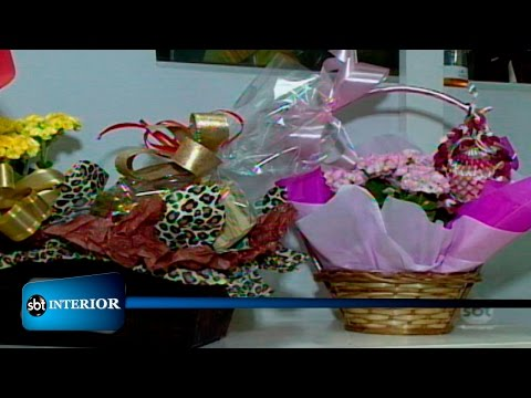 Floriculturas se preparam para atender a demanda do Dia das Mães