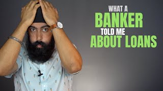 What A Bank Manager Told Me About Business Loans
