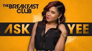 Fergie Gives Advice To Listeners With Angela Yee