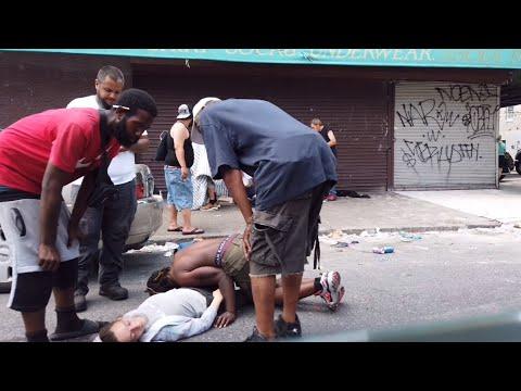 Kensington Ave., Philadelphia, What happened on Monday, June 21 2021.