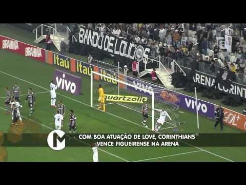 Mesa Redonda - Brasileirão 9ª Rodada: Corinthians X Figueirense (28/06/15)