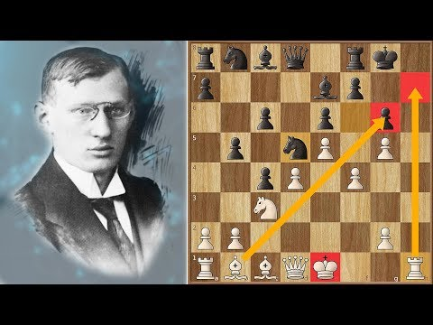 One of The Deepest Moves Ever Played in Chess | Breyer vs Es